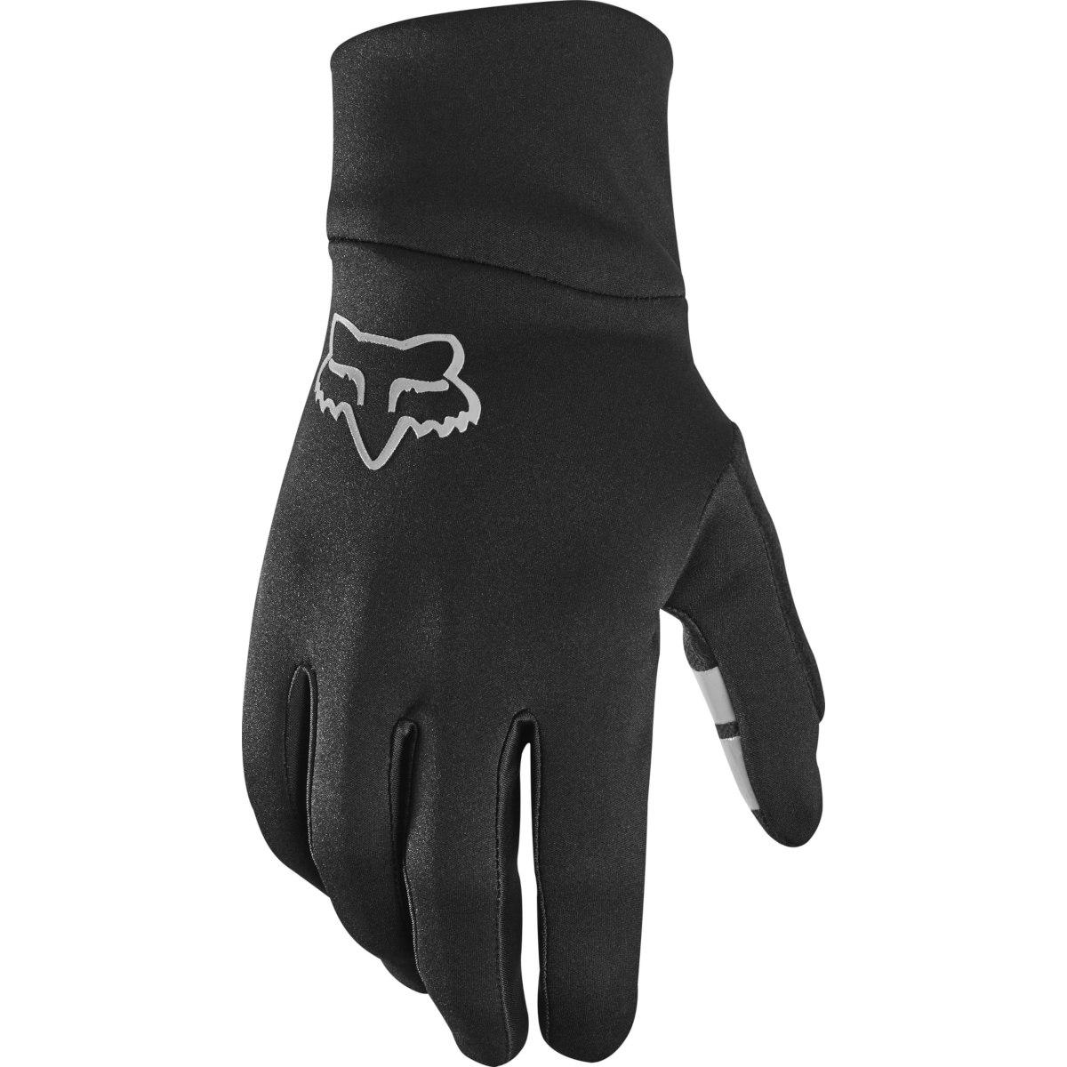FOX Ranger Fire MTB Vollfinger-Handschuh - black