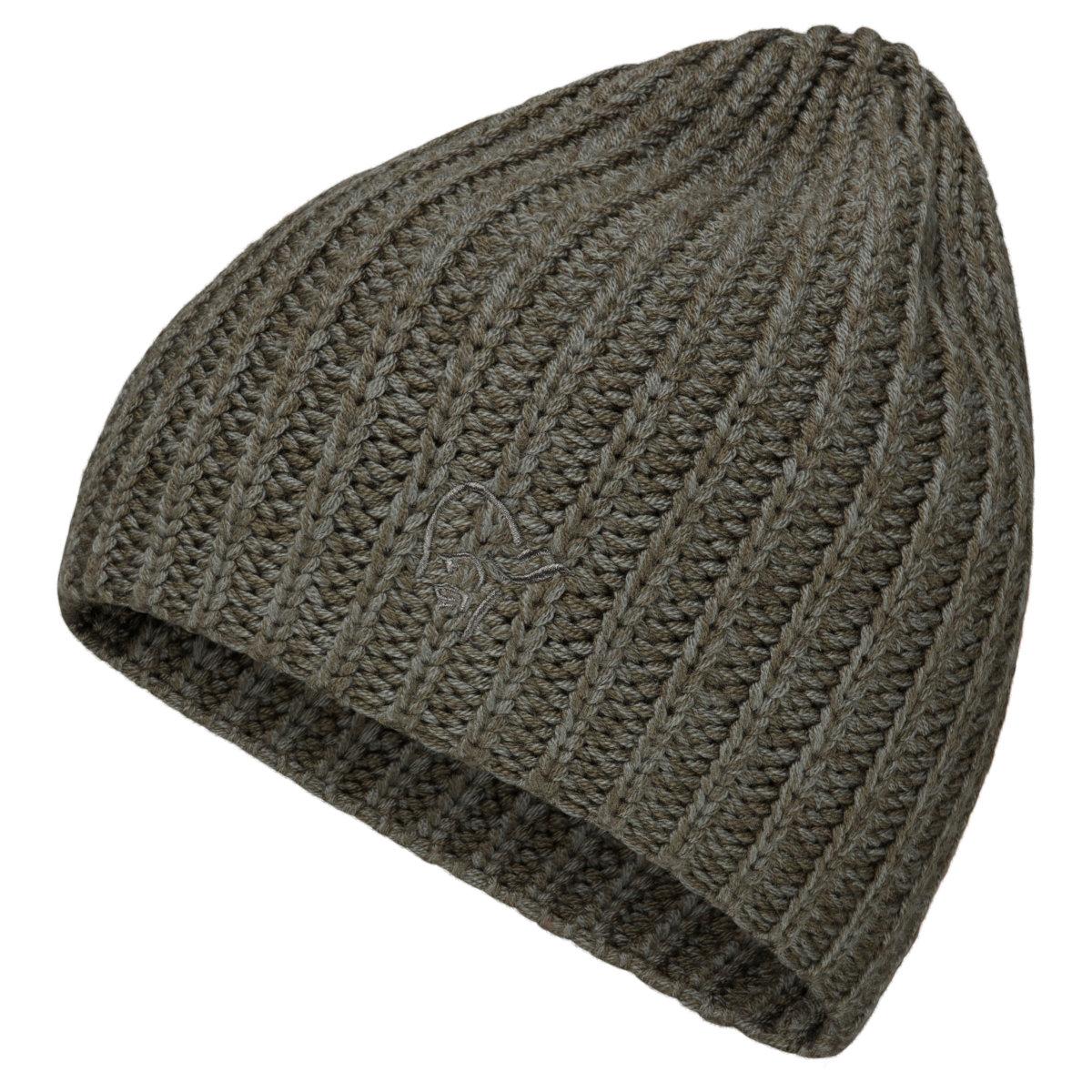 Norrona /29 chunky marl knit Beanie - Castor Grey