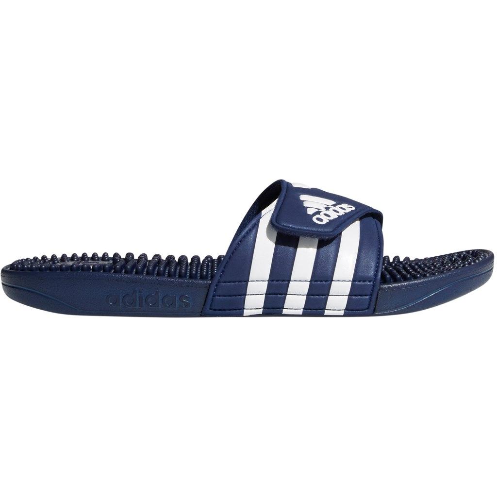 Foto de adidas Adissage Slides Bathing Shoes - dark blue/cloud white/dark blue F35579