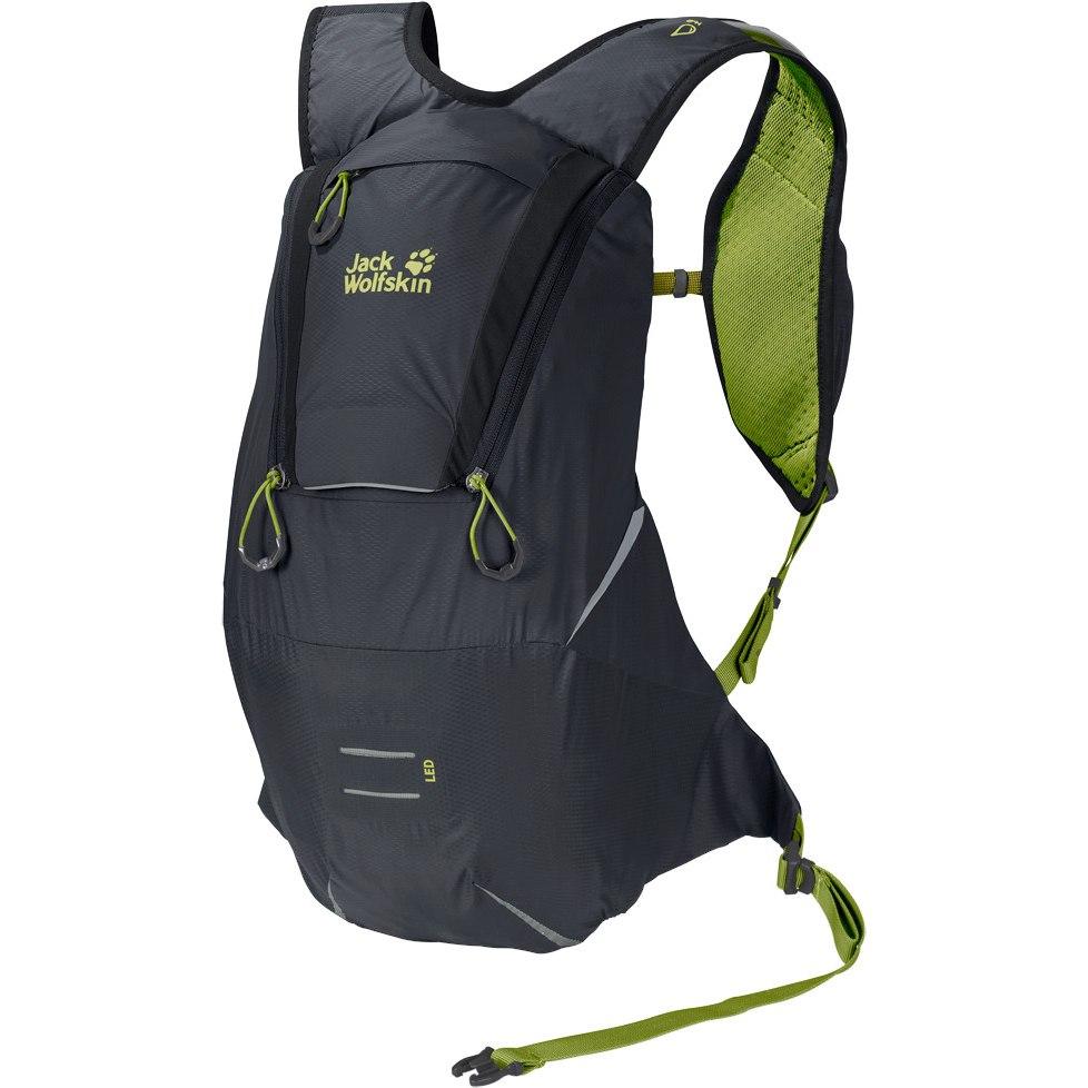 Jack Wolfskin Crosstrail 12 Backpack - ebony