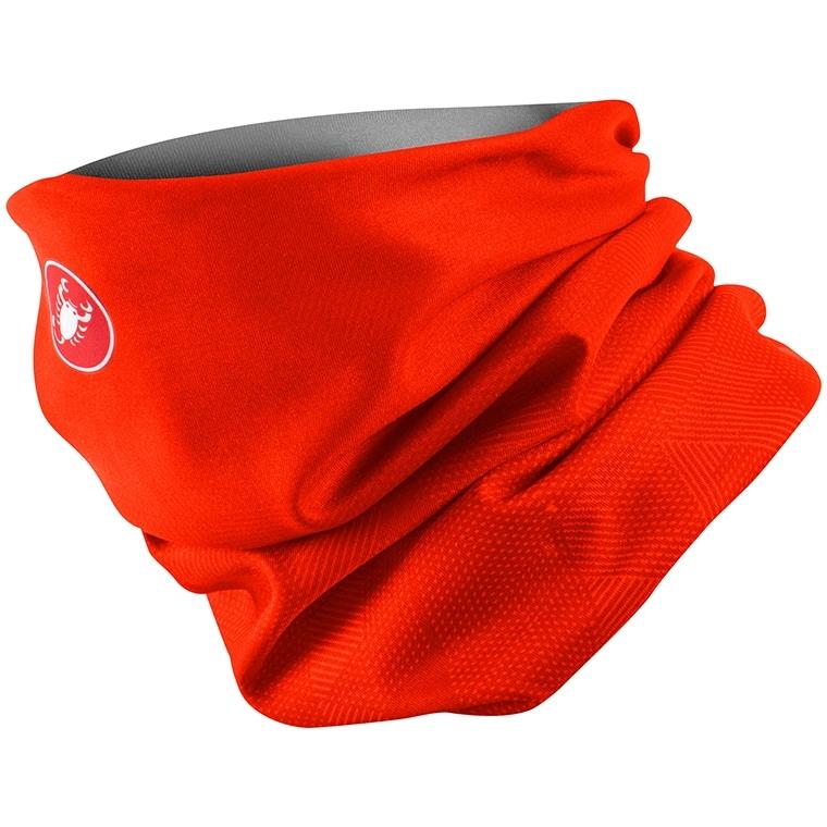 Foto de Castelli Pro Thermal Head Thingy - fiery red