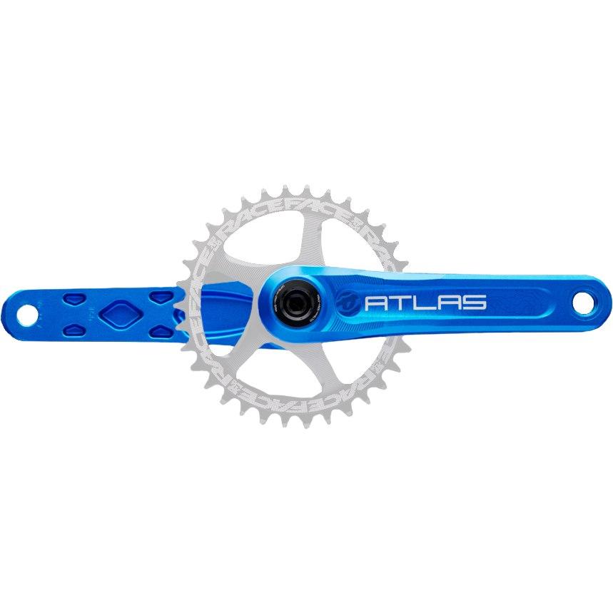 Race Face Atlas Cinch MTB Kurbelarme - blau