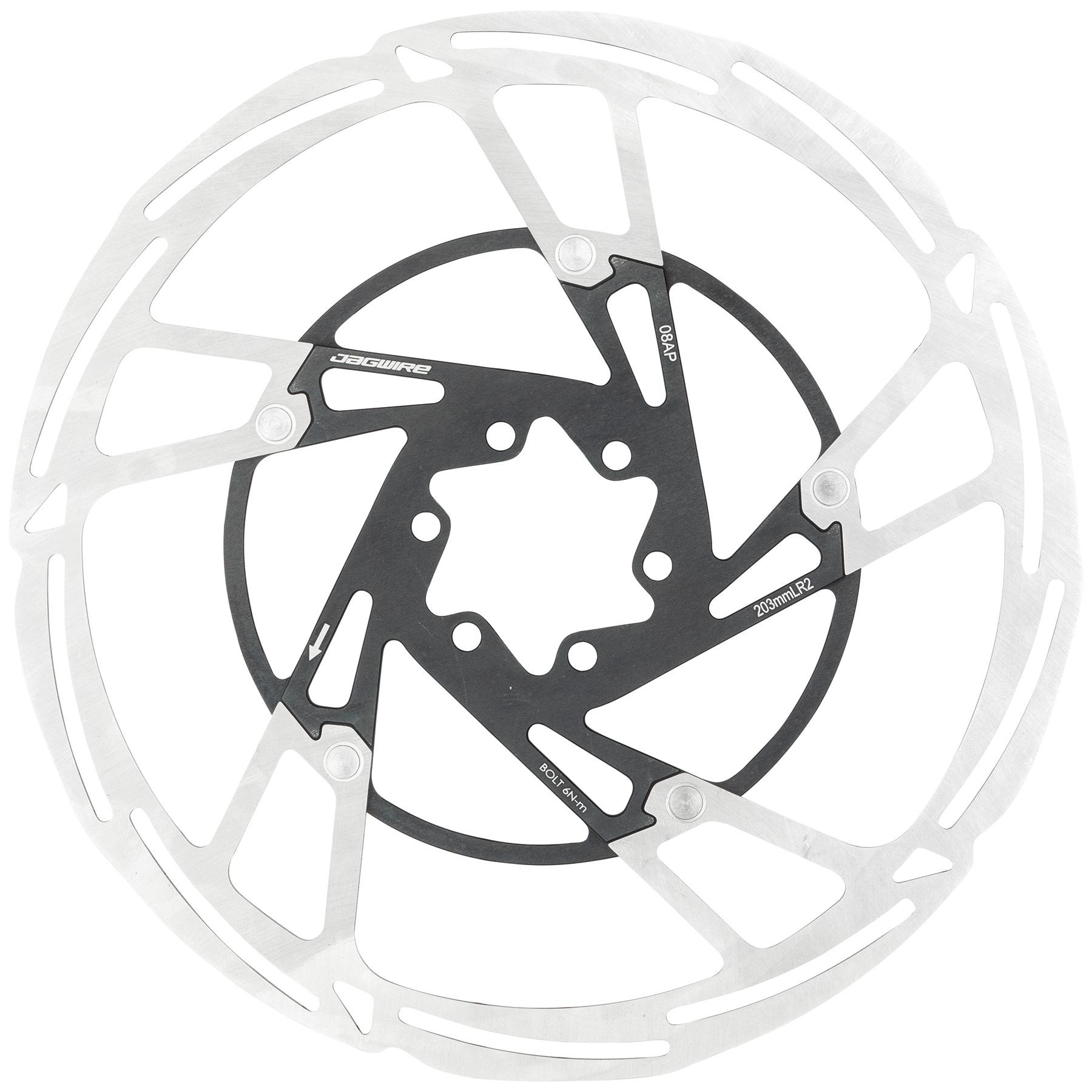 Jagwire Pro LR2 Bremsscheibe - 6-Loch
