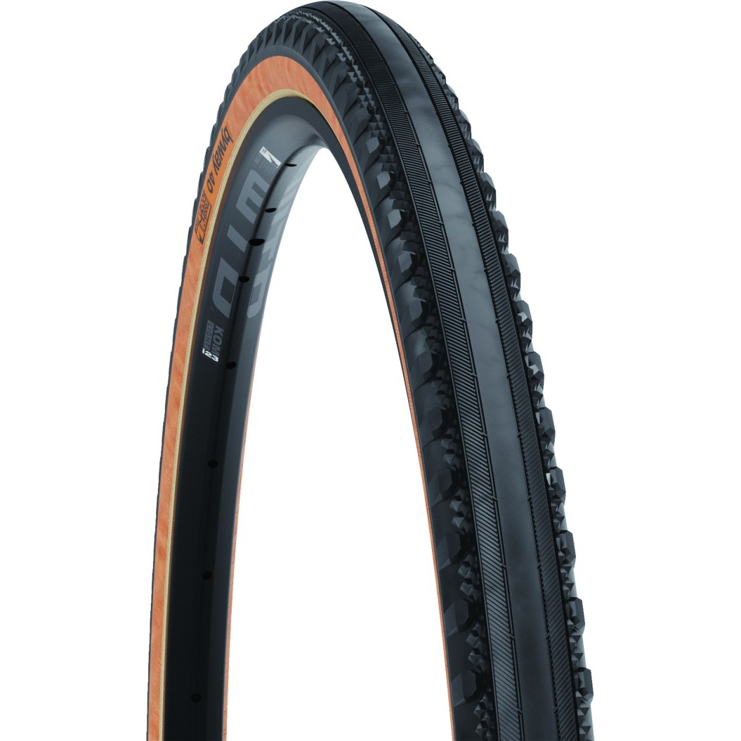 WTB Byway Road TCS Folding Tire - 40-622 - black-tan