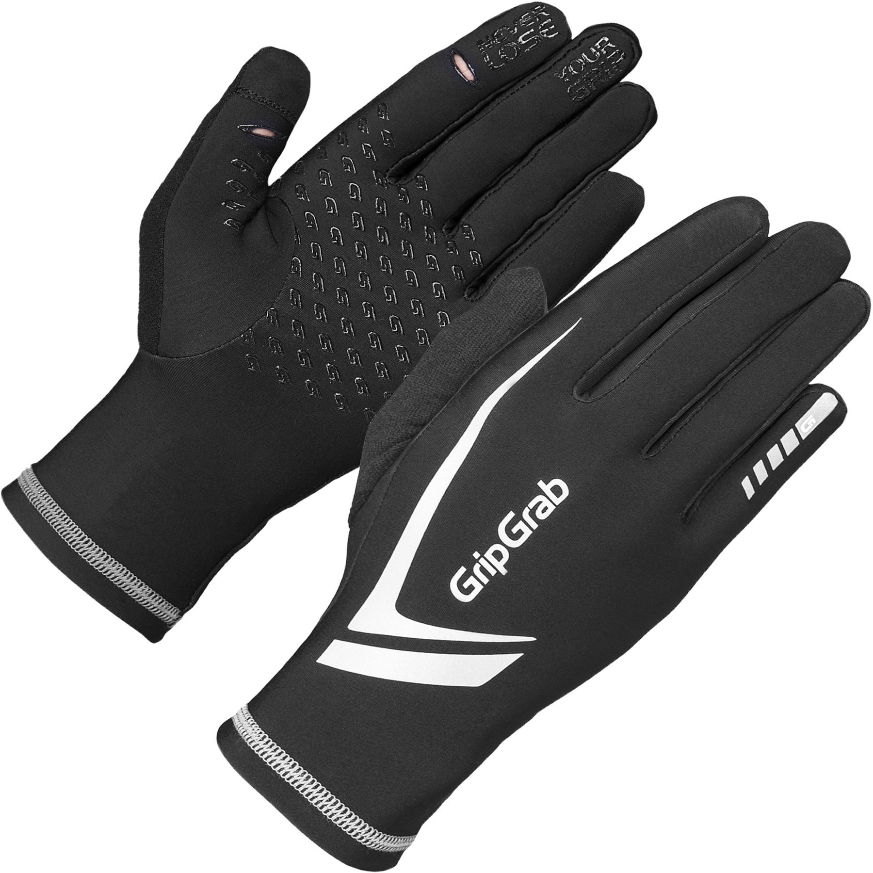 Produktbild von GripGrab Running Expert Winter Touchscreen Handschuh - black