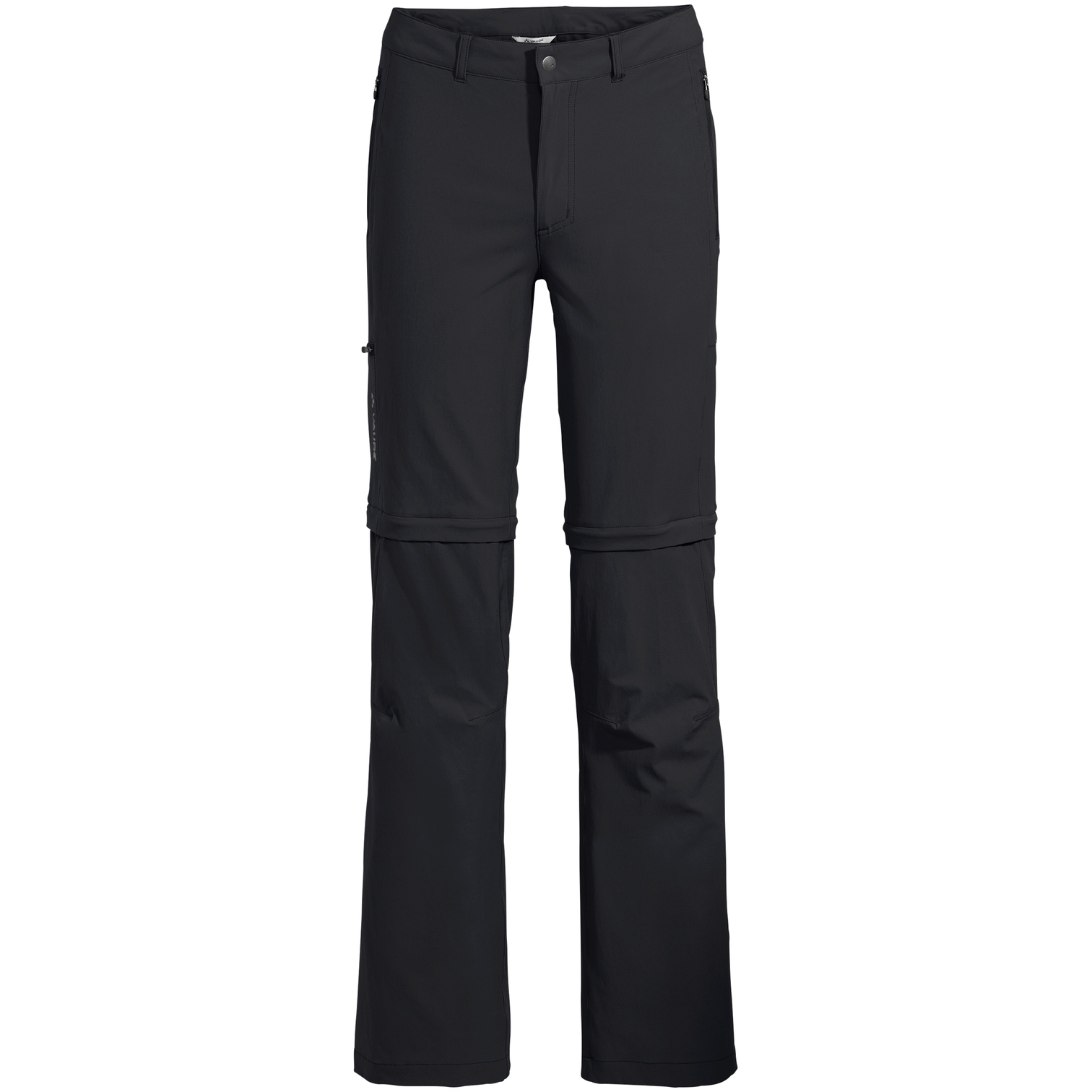 Vaude Farley Stretch Zip-Off Hose - Regular - black