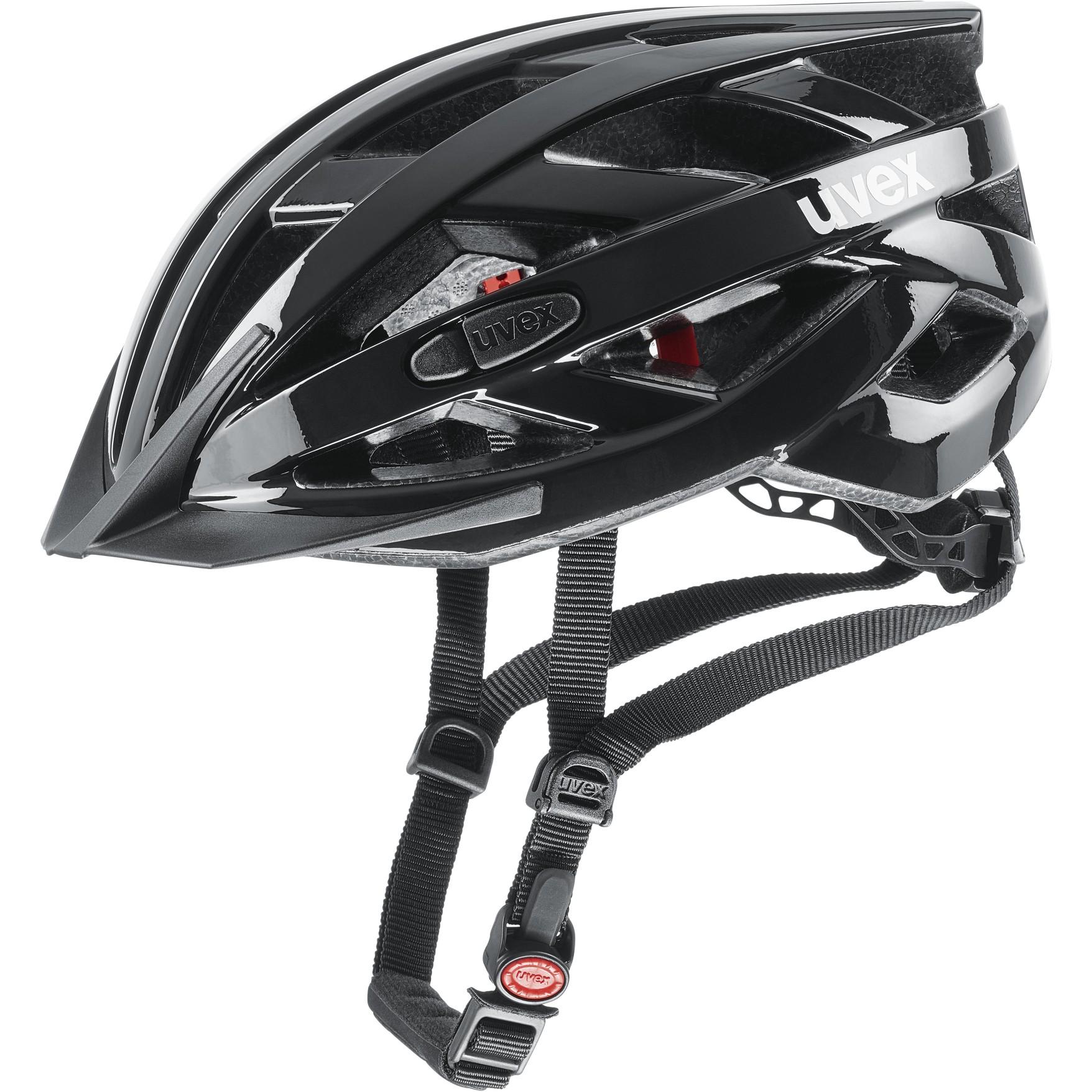 Uvex i-vo 3D Helmet - black