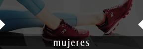 ON. Zapatillas de Correr y Engranaje de Correr de Mujeres
