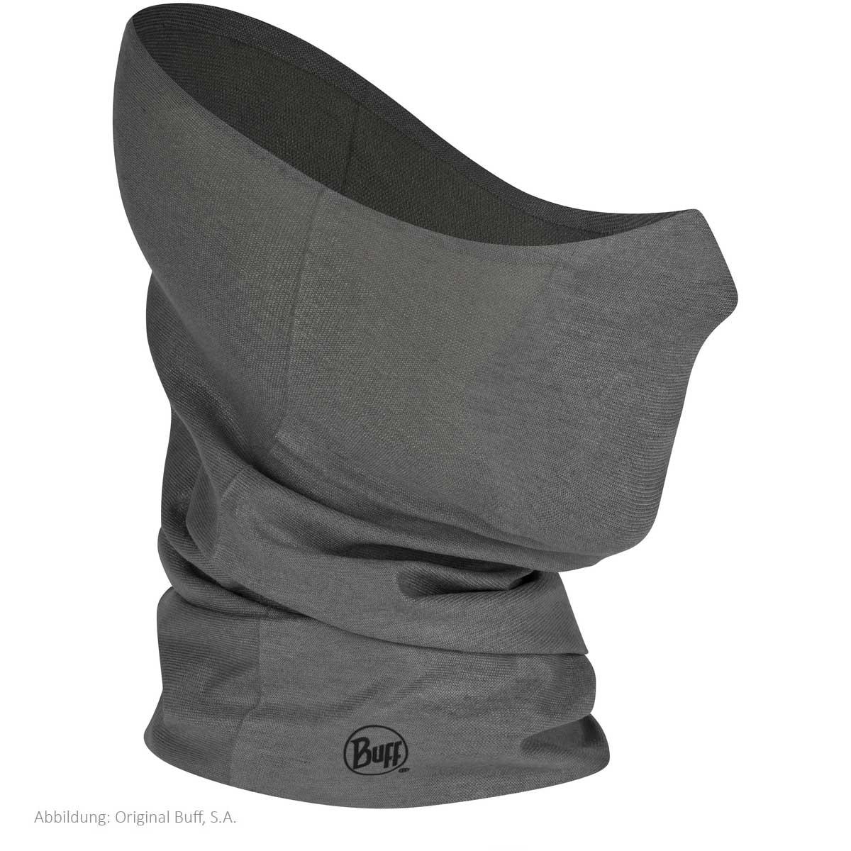 Buff® Filter Tube Facial Mask - Solid Grey Castlerock