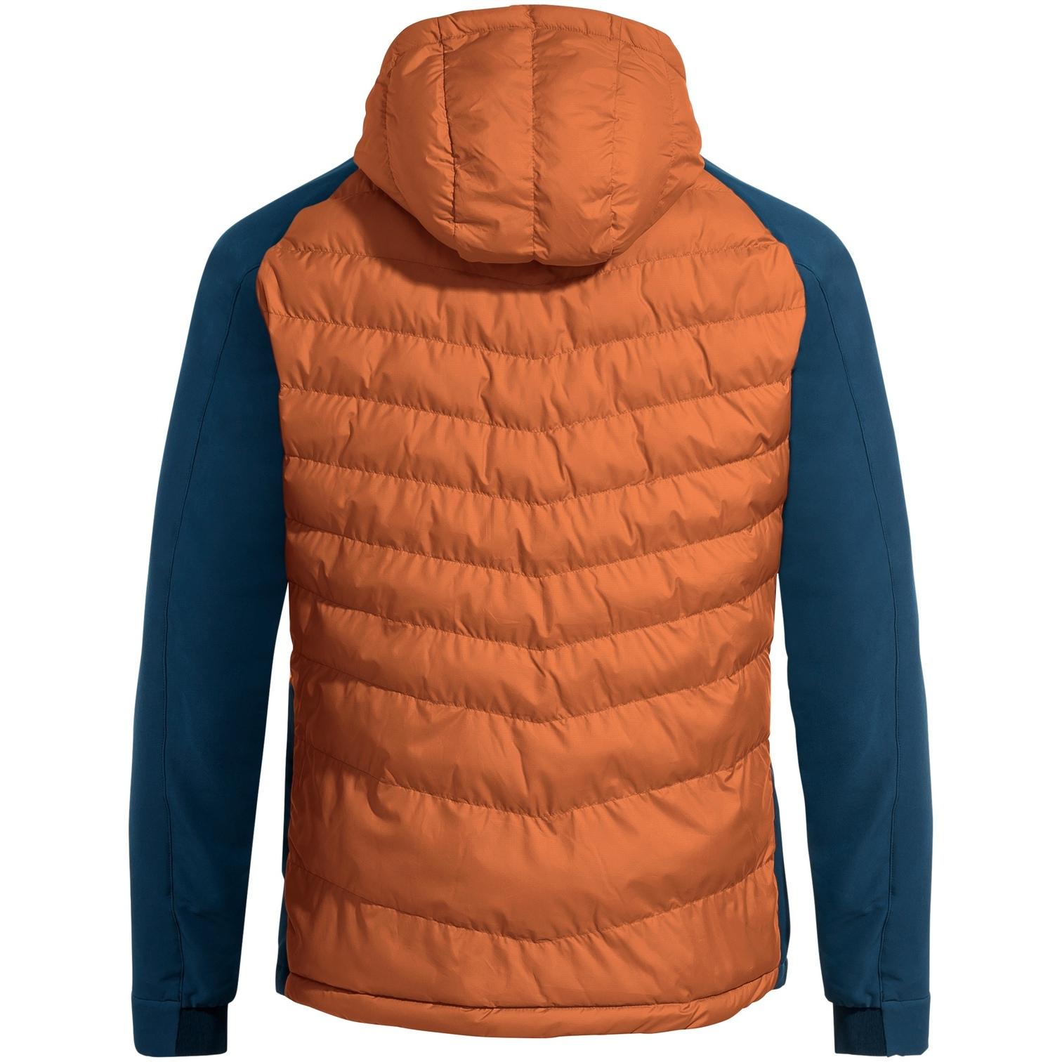 Image of Vaude Men's Elope Hybrid Jacket - terra