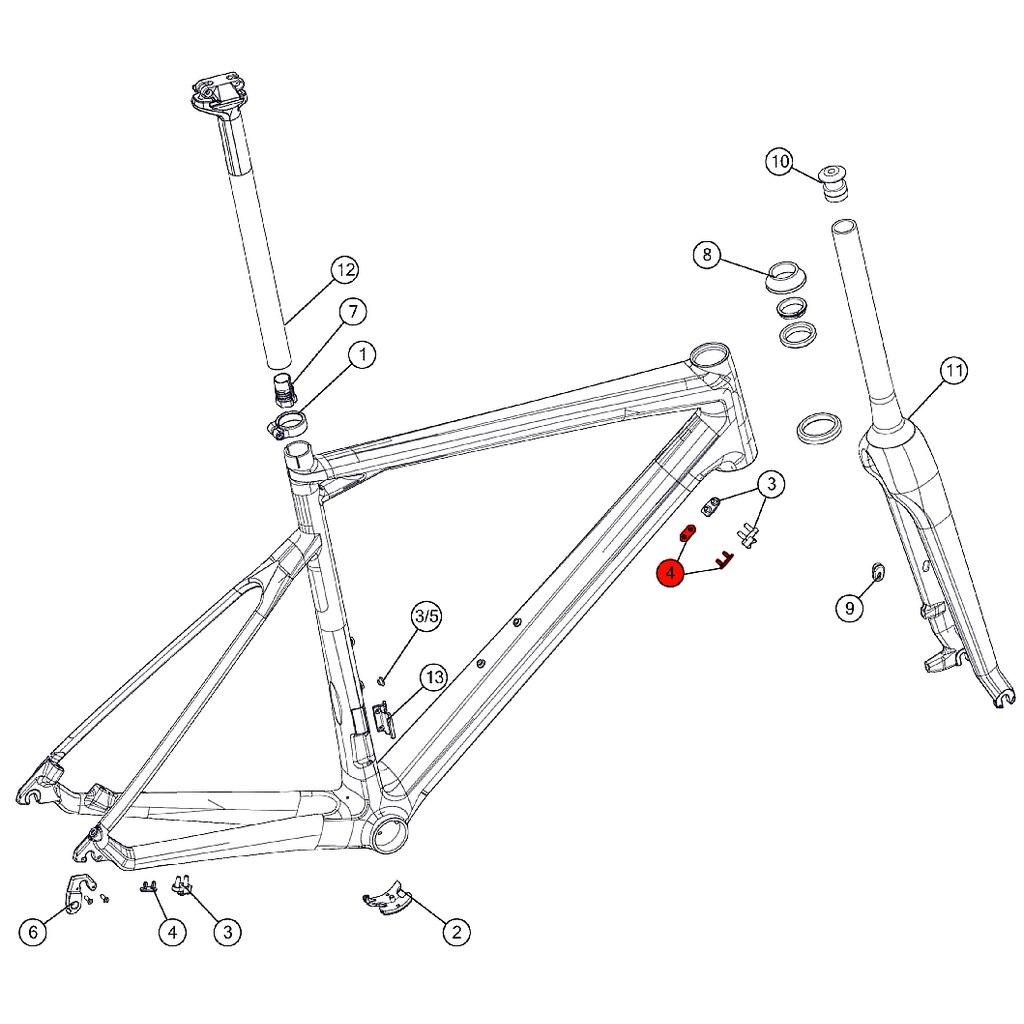Image of BMC Di2 Kit #2 - 213680