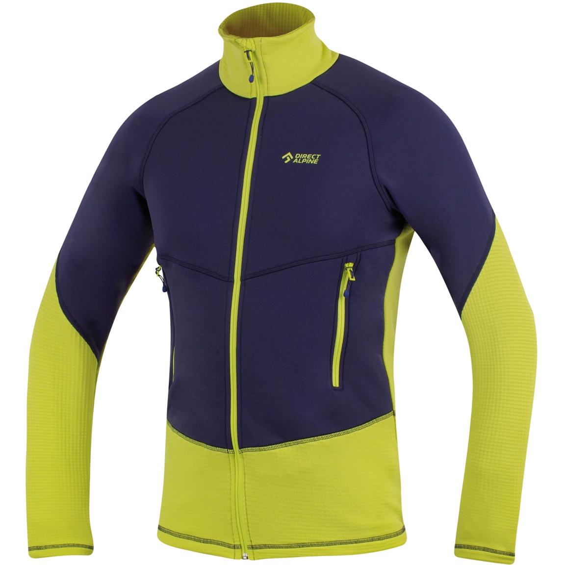 Directalpine Grid Jacket - aurora/indigo