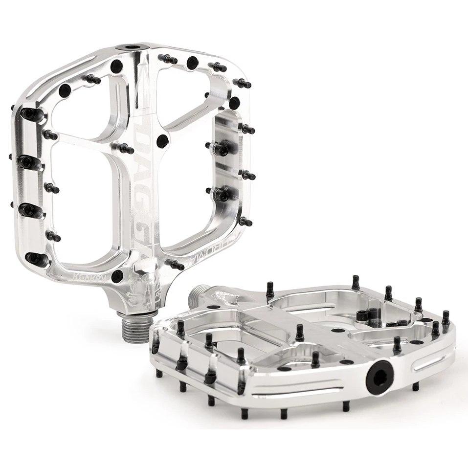 CHROMAG Dagga Pedal - silver