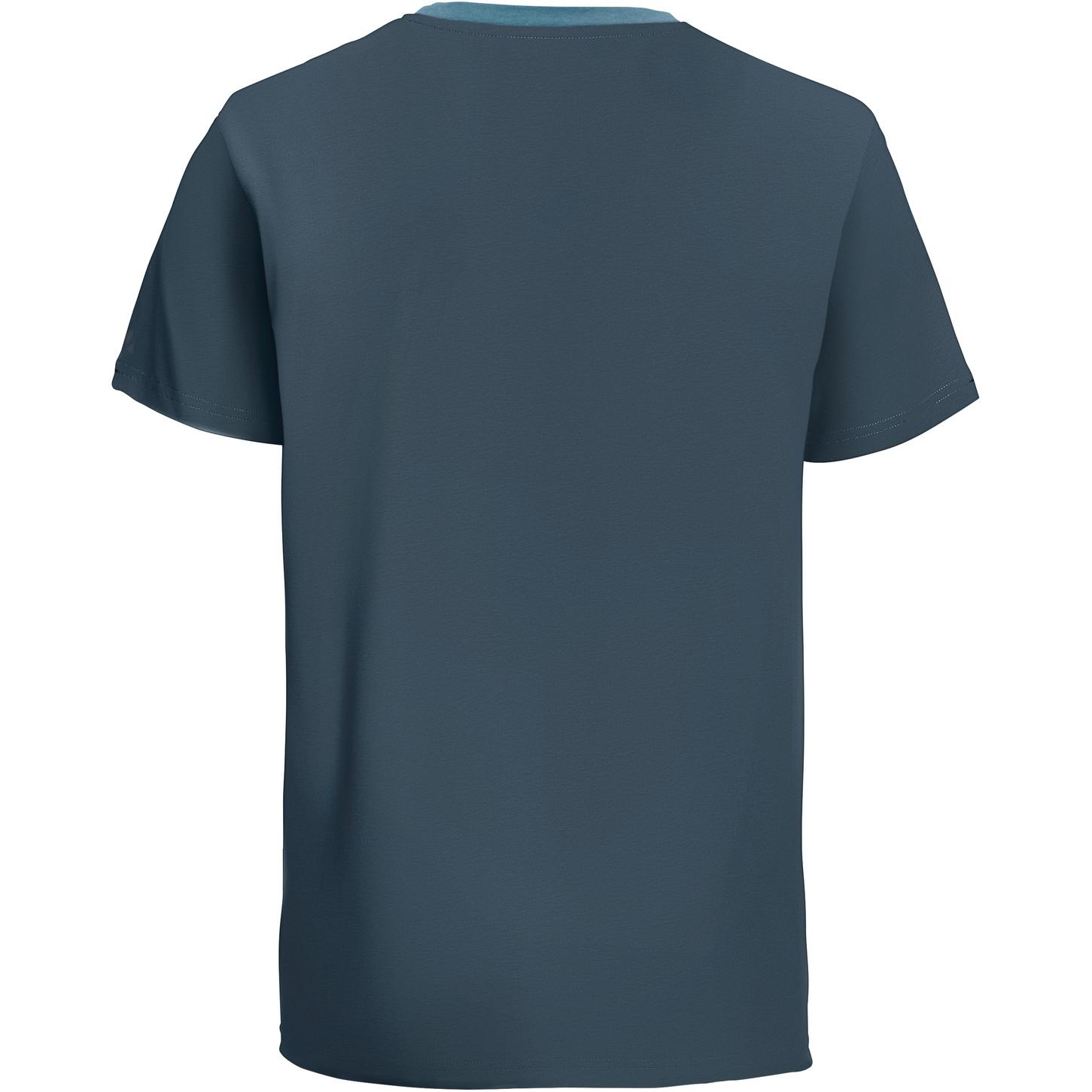 Bild von Vaude Nevis T-Shirt III - steelblue