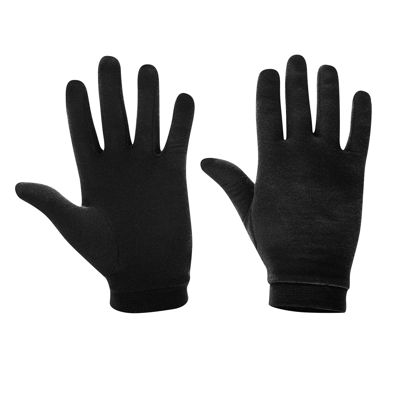 Picture of Löffler Merino Wool Gloves 21617 - black 990