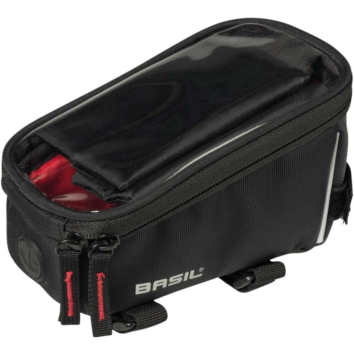 Basil Sport Designt Frame Bag - black