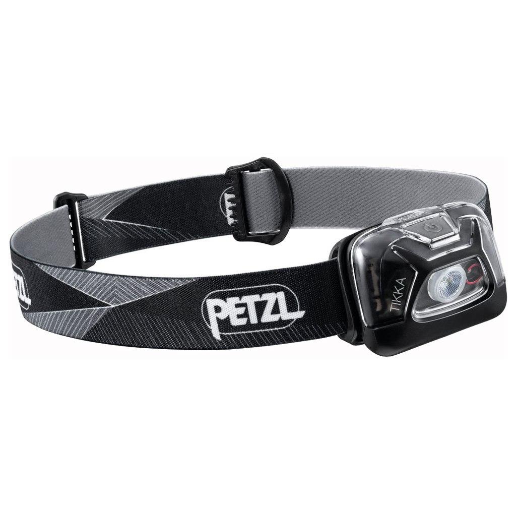 Petzl Tikka Headlamp - black