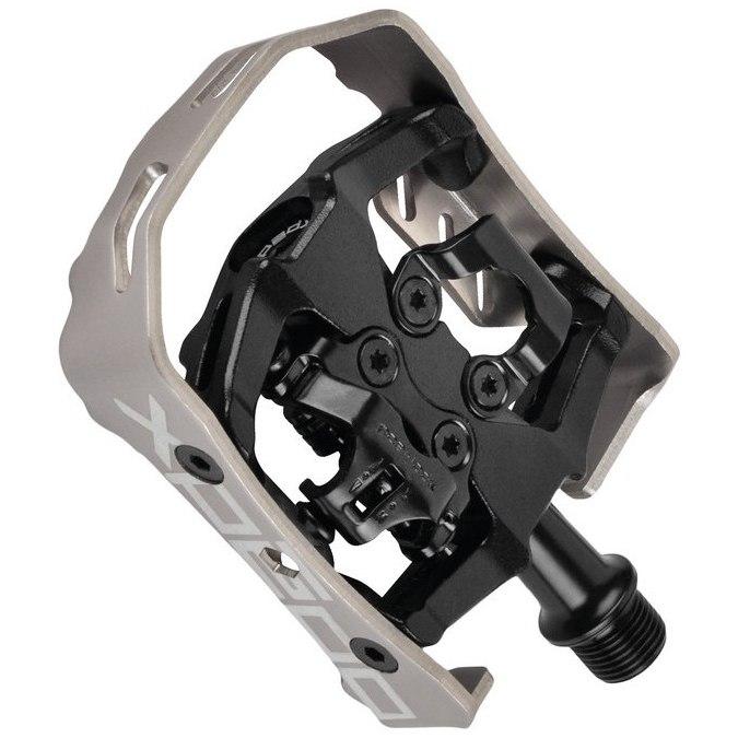 Xpedo Milo Pedal - silber