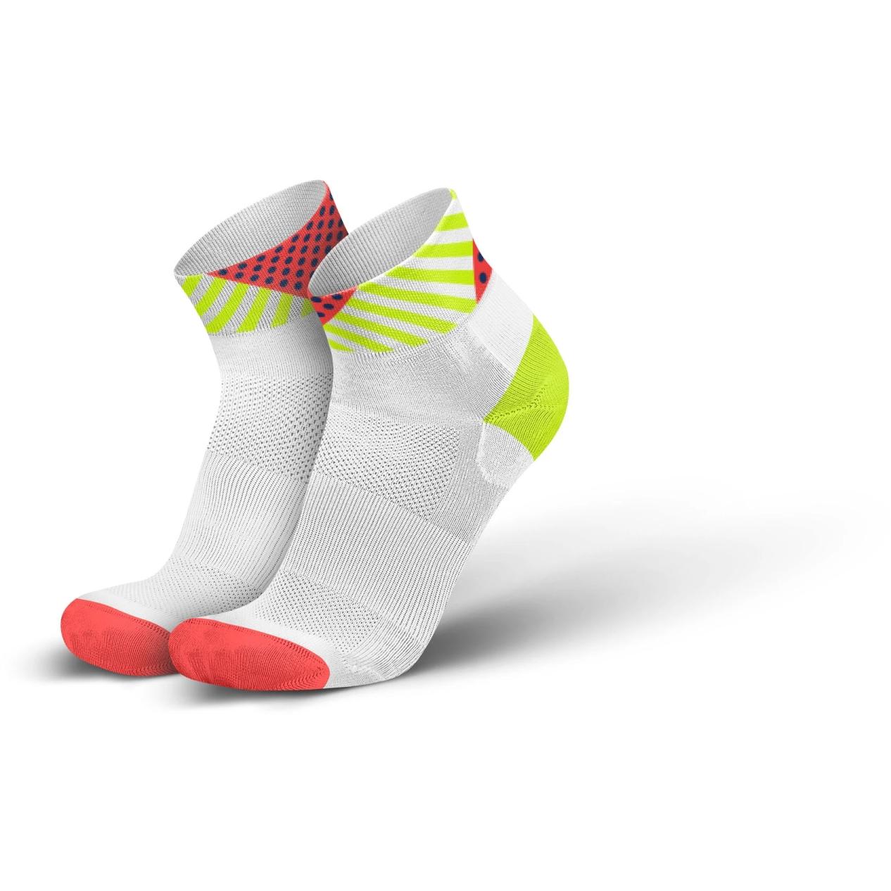 Produktbild von INCYLENCE Ultralight Wild Short Socken - Canary