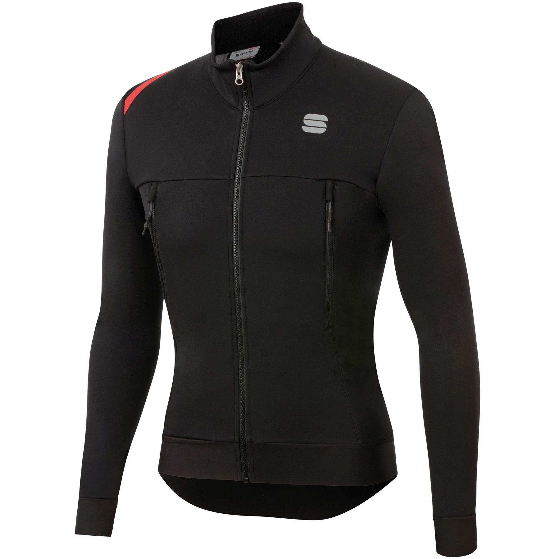 Sportful Fiandre Warm Jacket - 002 Black