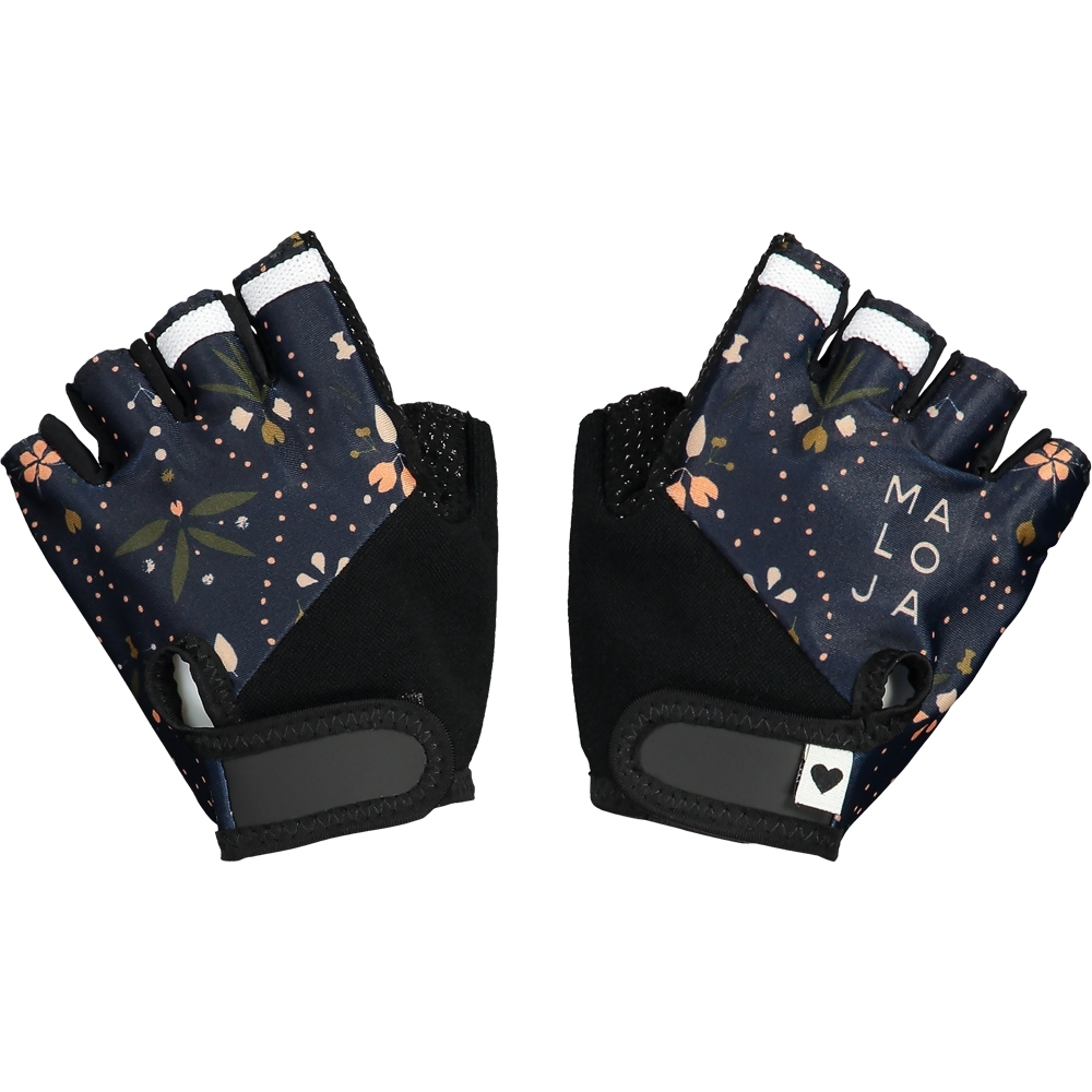 Maloja StechpalmeM. Gloves - night sky 8325