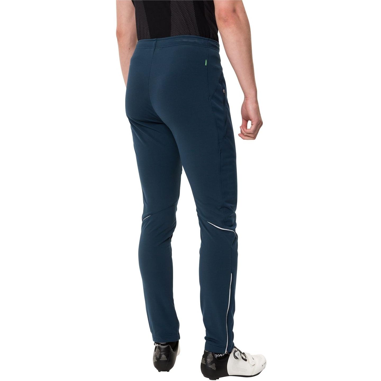 Image of Vaude Men's Wintry Pants IV - dark sea