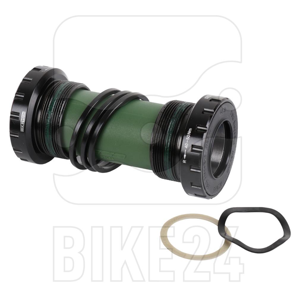 FSA MegaExo BB-7100/Di2 MTB NBD Fatbike Bottom Bracket BSA-68/73100-24