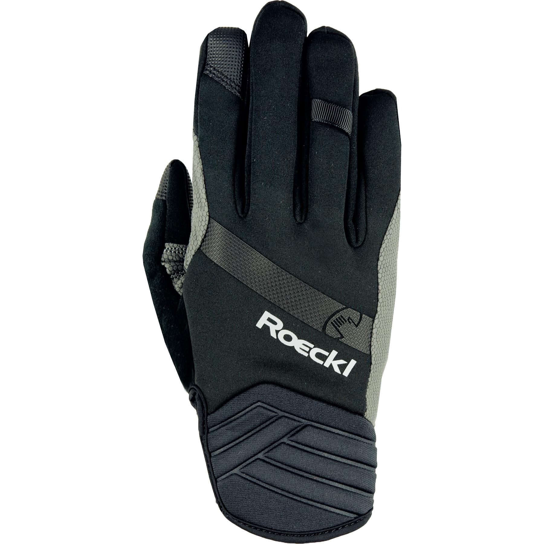 Produktbild von Roeckl Kreuzeck Multi/Outdoor Windproof Handschuhe - black 000