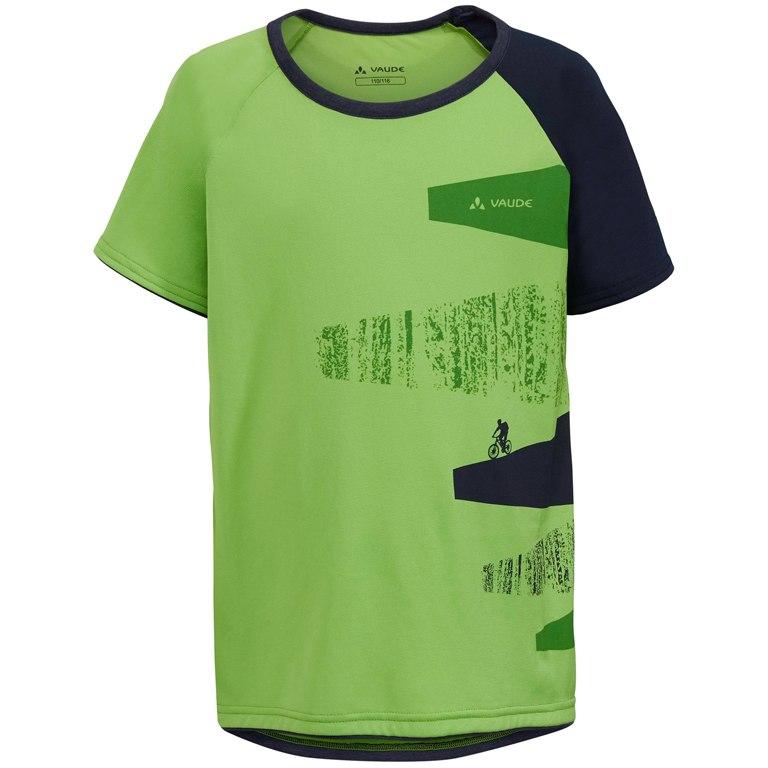 Vaude Kids Moab T-Shirt - apple