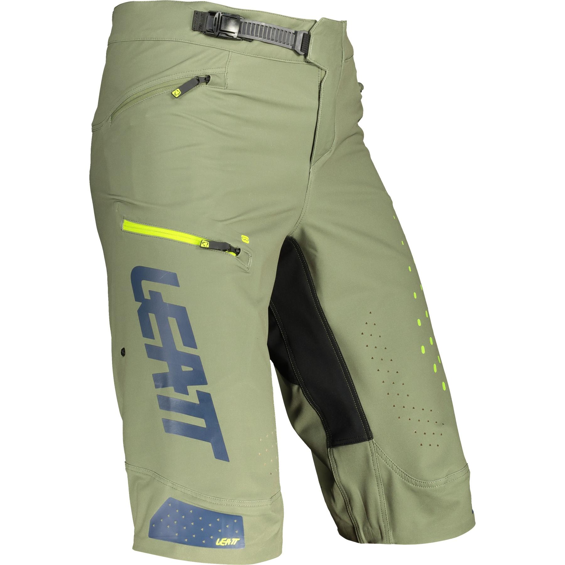 Leatt DBX 4.0 Shorts - cactus