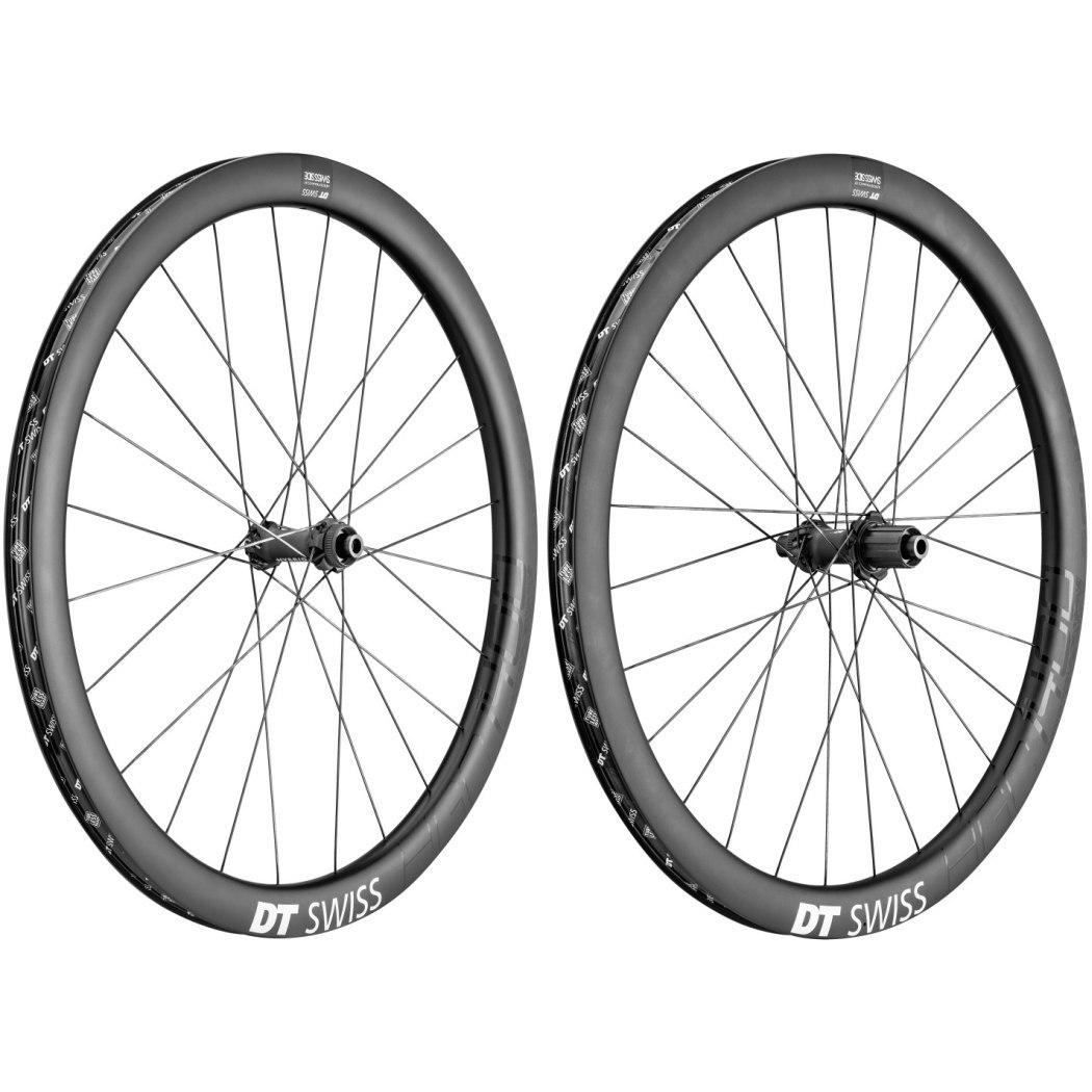 "DT Swiss HGC 1400 Spline Carbon db 42 - 27.5"" Wheelset - Clincher - Centerlock / 6 Bolt - Shimano HG / SRAM XDR - FW: 12x110mm | RW: 12x148mm Boost"