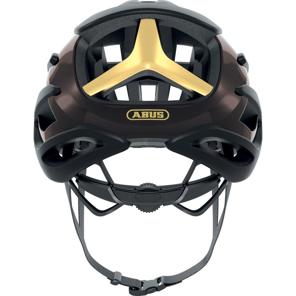 Imagen de ABUS AirBreaker Casco - black gold