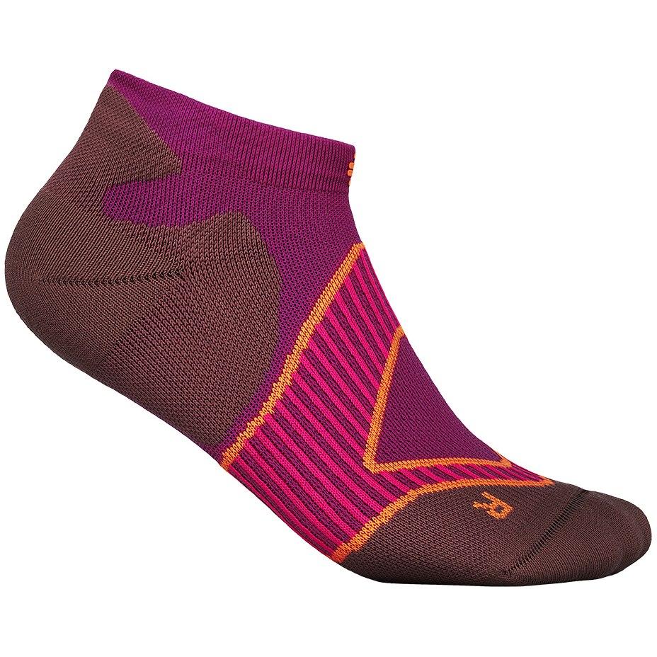 Bauerfeind Run Performance Low Cut Socks Women - pink