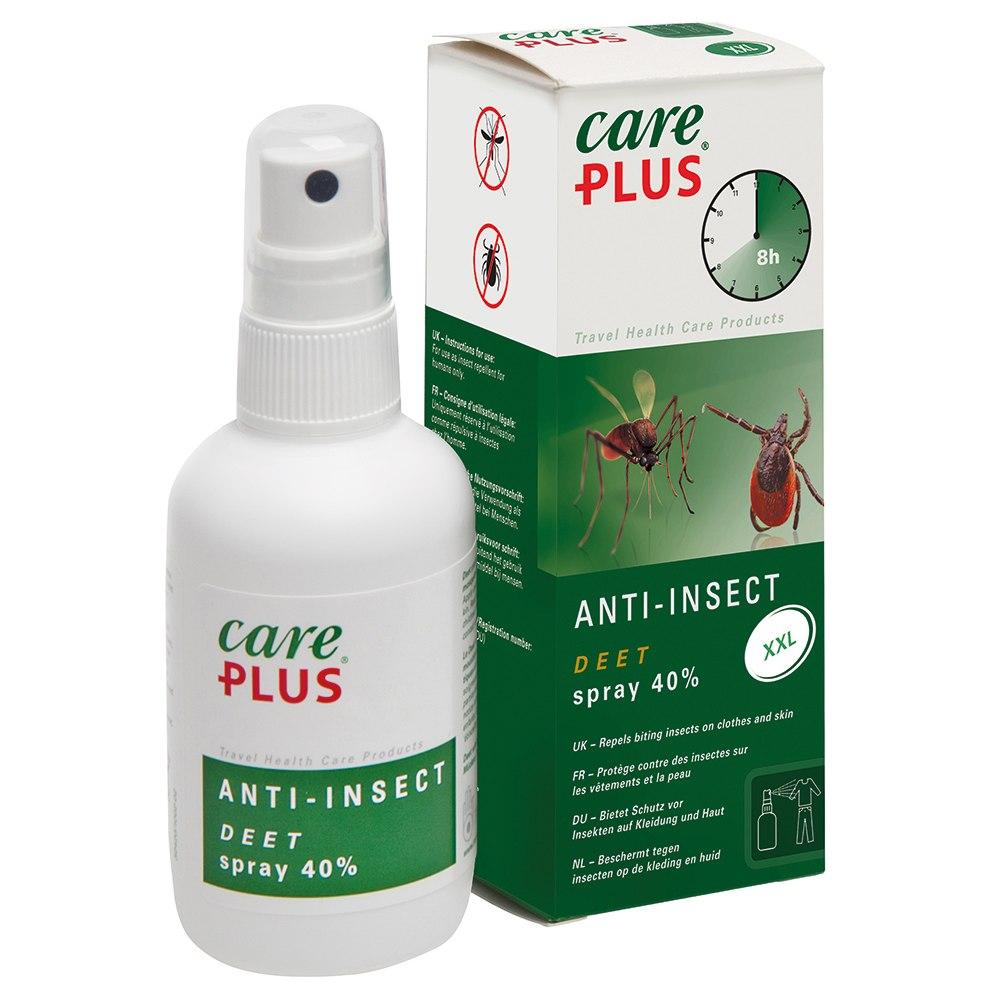 Care Plus Anti-Insect - Deet Spray 40% - XXL 200ml