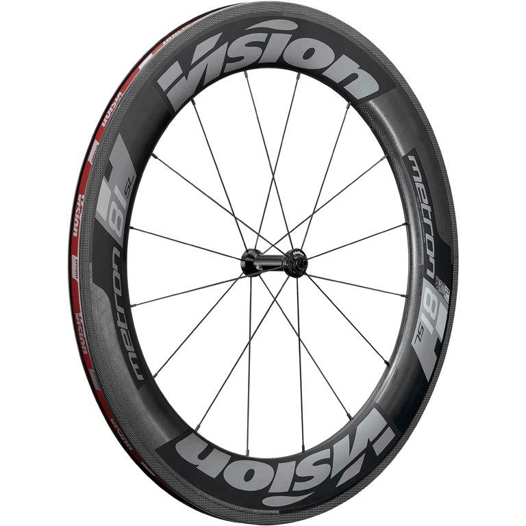 Bild von Vision Metron 81 SL Carbon Laufradsatz - Tubeless Ready - Drahtreifen - SRAM XDR