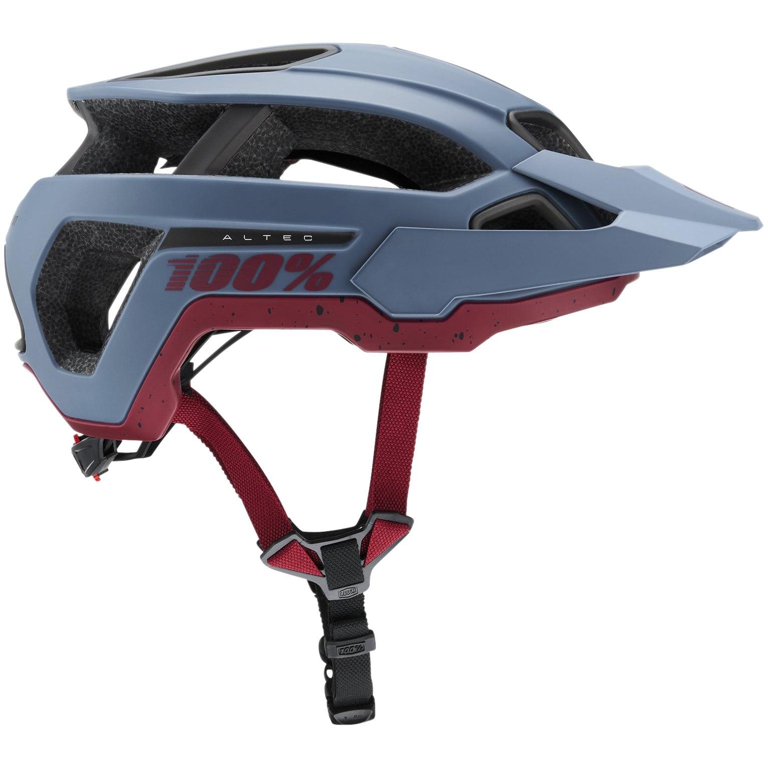 100% Altec Helmet - Slate Blue