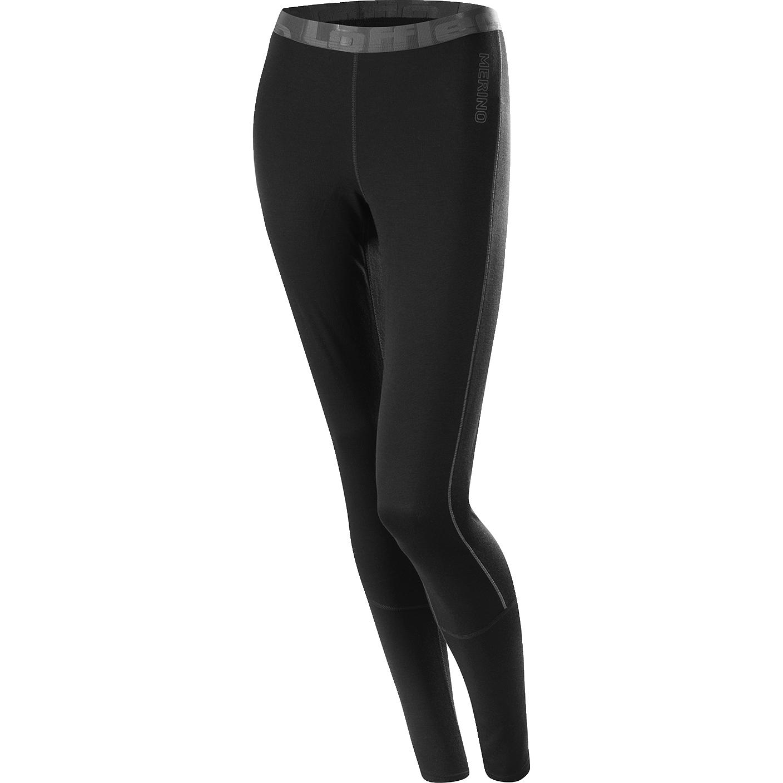 Löffler Lange Unterhose Transtex® Merino Damen 24174 - schwarz 990