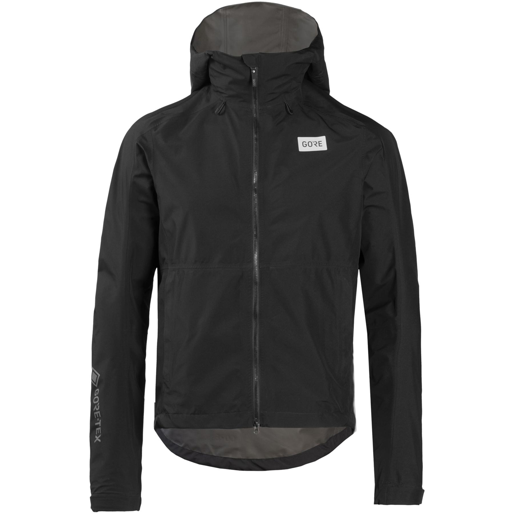 GORE Wear Endure Chaqueta para Hombre - negro 9900