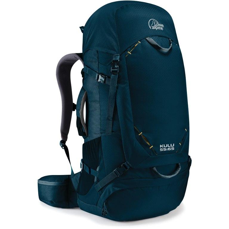 Lowe Alpine Kulu 55:65 Regular Backpack FBP-93 - Azure