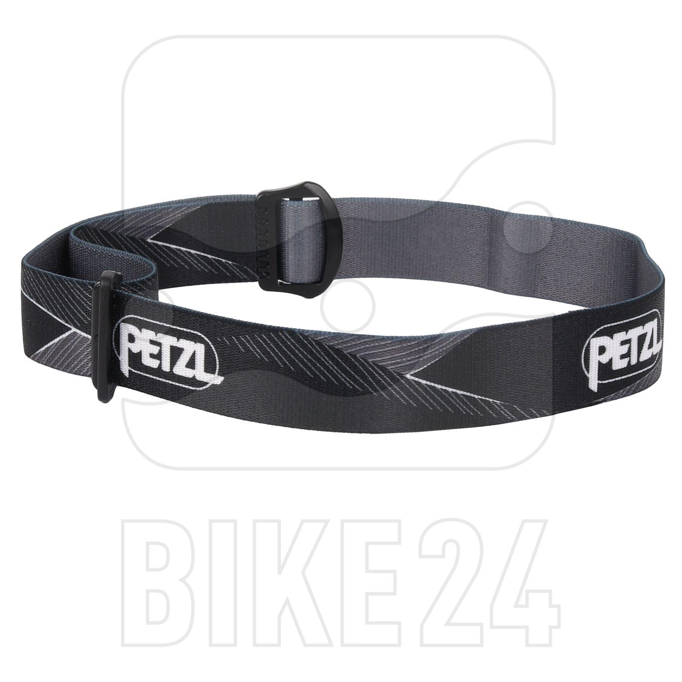 Produktbild von Petzl Ersatzkopfband für TIKKINA und TIKKA - schwarz