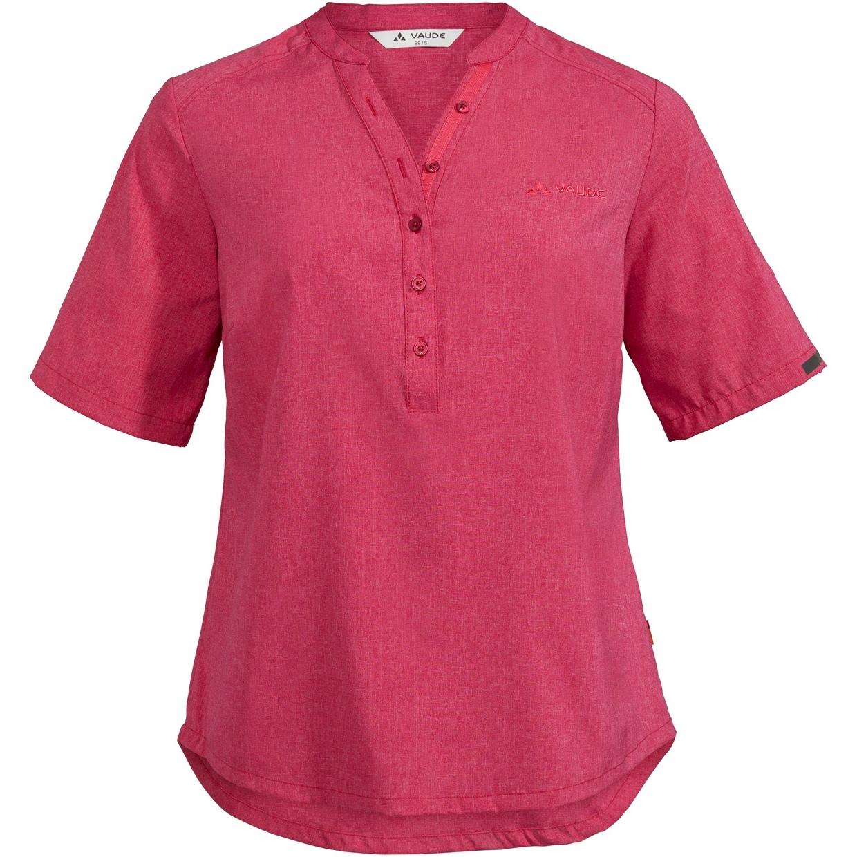 Vaude Turifo Shirt Damen Bluse II - crimson red