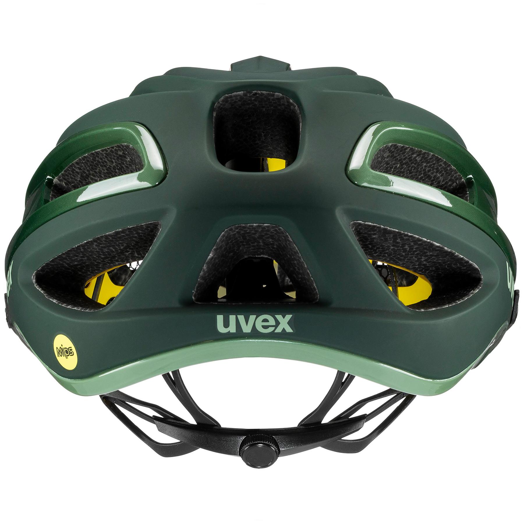 Bild von Uvex unbound MIPS Helm - forest - olive mat