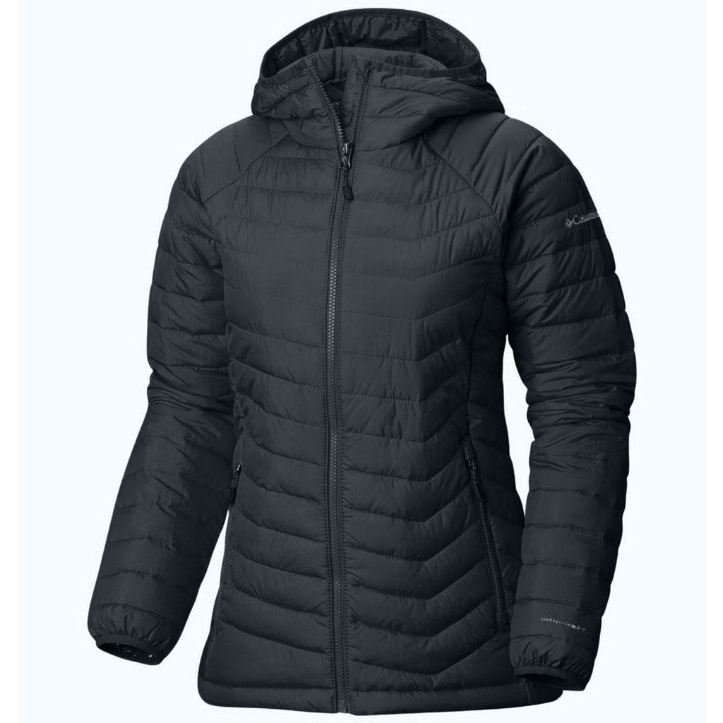 Columbia Powder Lite Hooded Jacket Women - Black