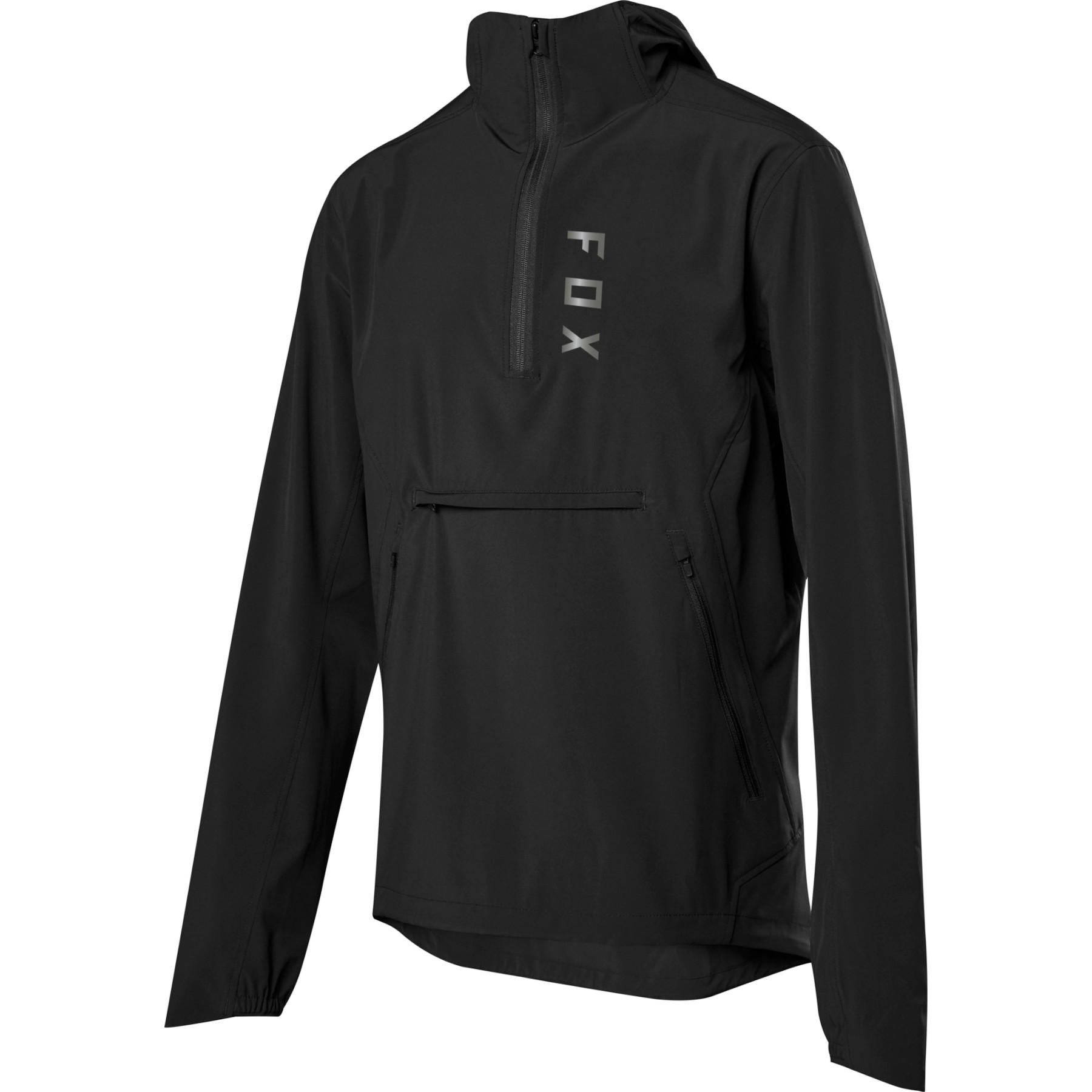 FOX Ranger MTB Wind Pullover - black