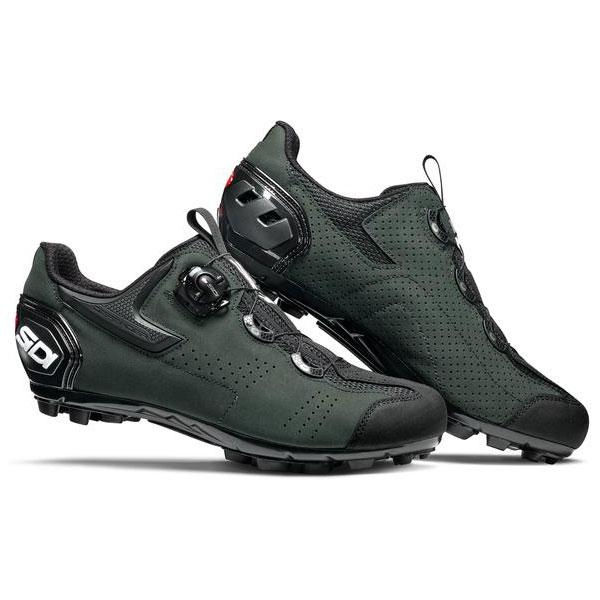 Produktbild von Sidi Gravel MTB Schuhe - black/dark green