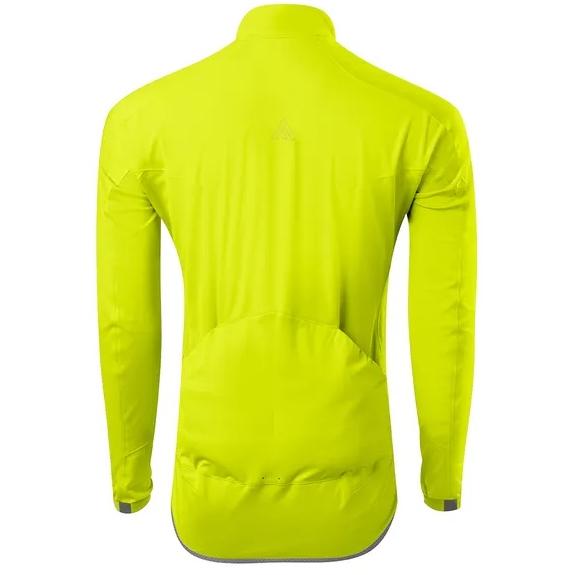 Image of 7mesh Corsa Softshell Men's Jersey - Electric Lemon