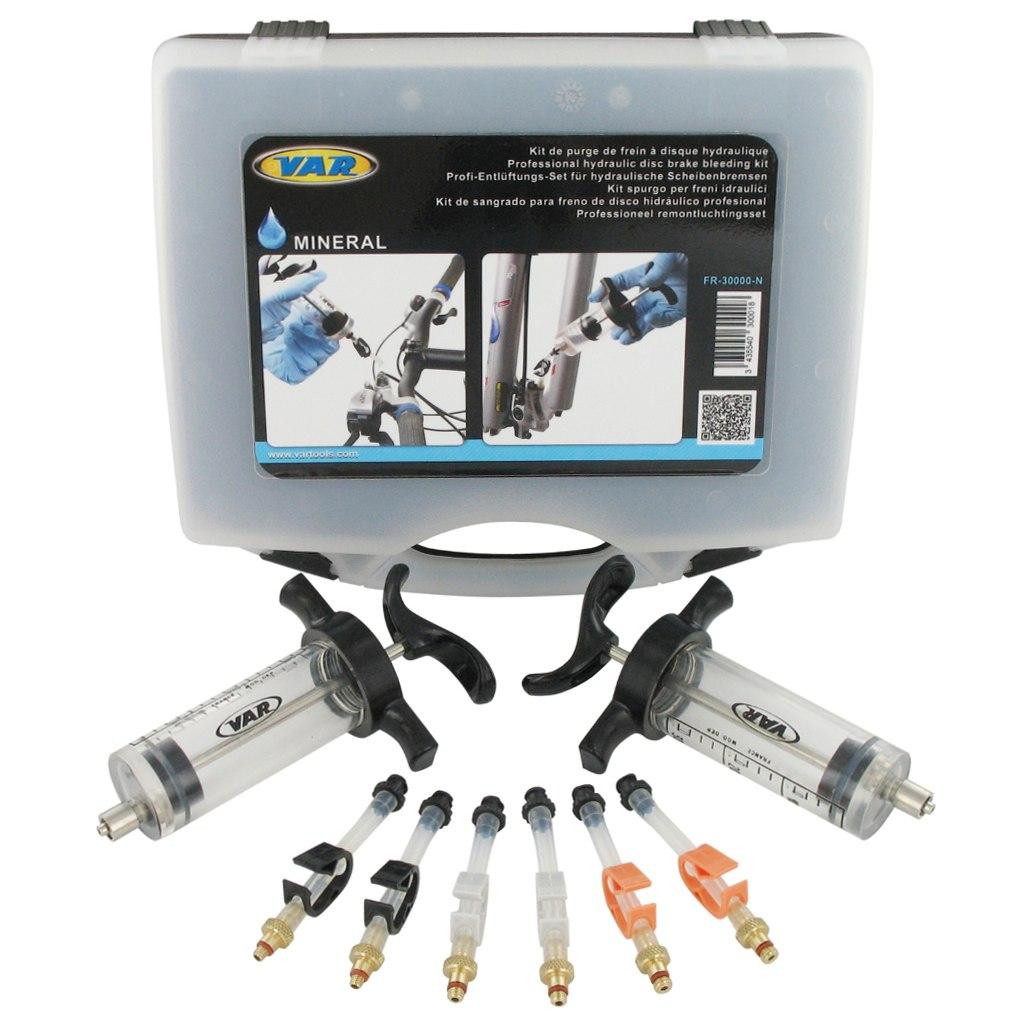 VAR Bleeding Kit for Mineral Oil - FR-30000-N