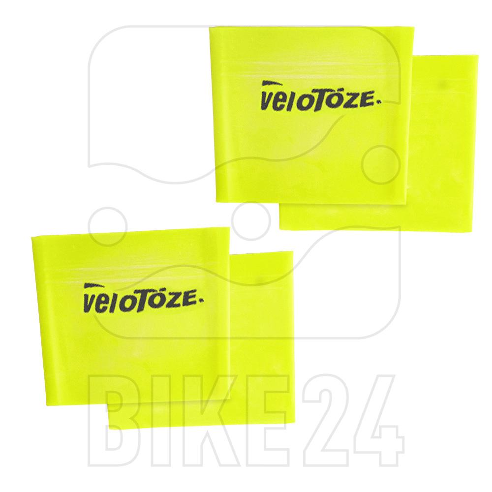 veloToze Waterproof Cuff - Viz-yellow