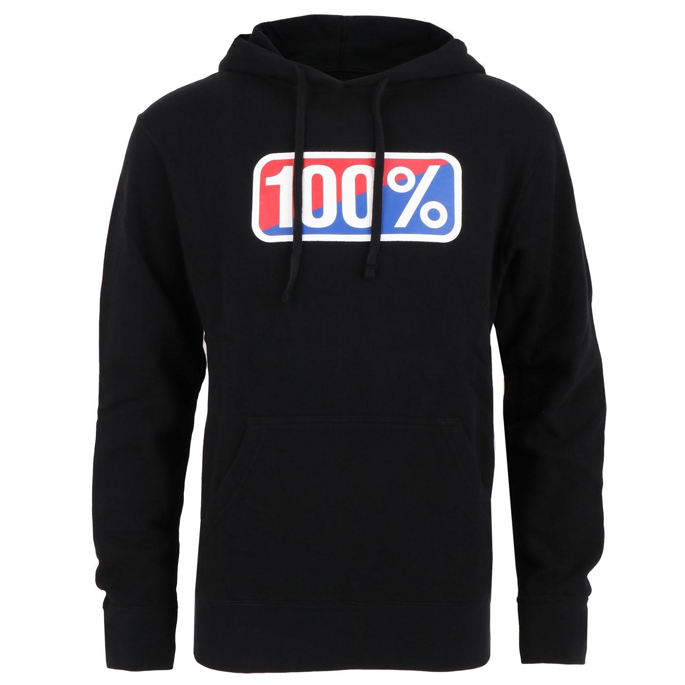 100% Classic Suéter - negro