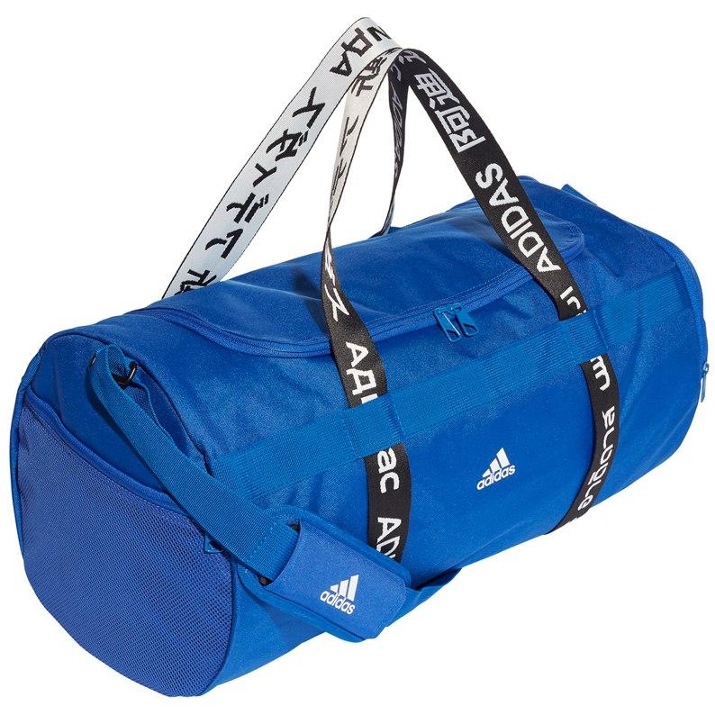 adidas 4ATHLTS Duffel Bag Medium - team royal blue/black/white FJ4452